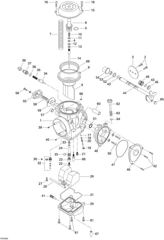 Mikuni Bsr42 Diagram Auto Wiring Diagram Today