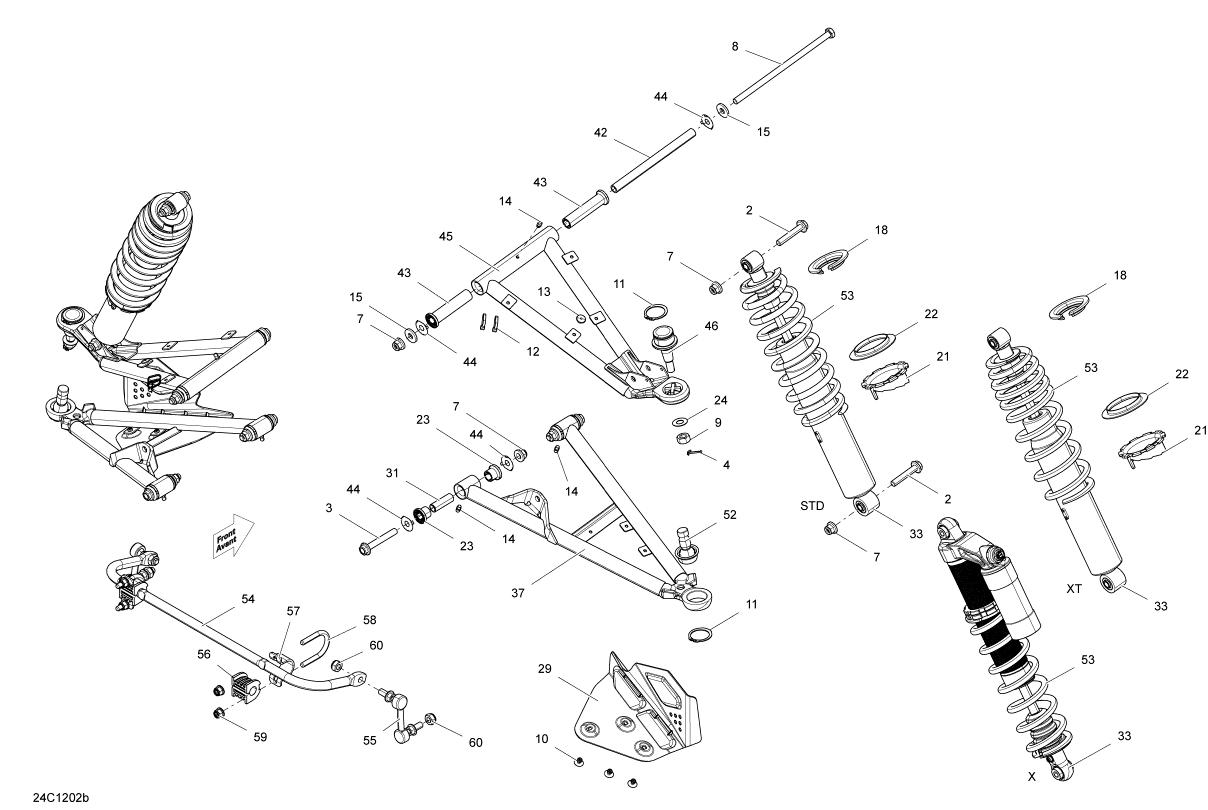 brp parts online